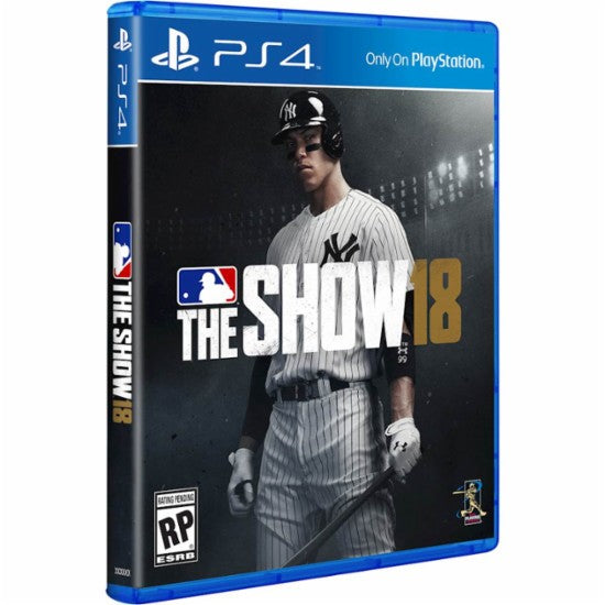 MLB The Show 18 Standard Edition - PlayStation 4