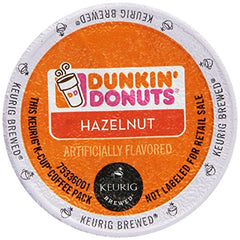 Dunkin' Donuts Coffee for K-Cup Pods, Hazelnut