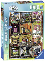 1000pc Higgledy Piggledy House Jigsaw Puzzle