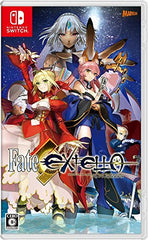 Fate / EXTELLA Japan version (Multi-Language) [Switch] [Nintendo Switch]