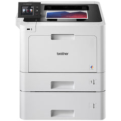 Brother Printer HLL8360CDWT Business Color Laser Printer with Duplex Printing, Wireless Networking and Dual Trays