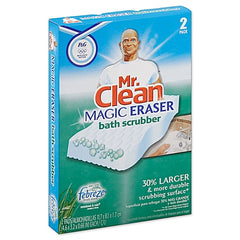 Mr. Clean Magic Eraser 2-Count Bath Scrubber