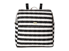 Luv Betsey Willow Oversize Travel Cotton Backpack with Luggage Pass Through