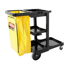 Rubbermaid Commercial Housekeeping 3-Shelf Cart