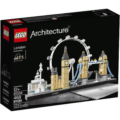 LEGO Architecture Skyline Collection London