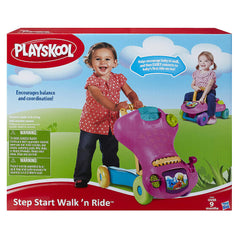 Playskool Step Start Walk 'n Ride Toy - Pink