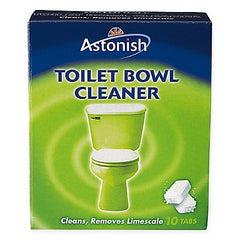 Astonish 10-Pack Toilet Bowl Cleaner Tabs
