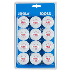 Table Tennis Training Balls by JOOLA - 12 Pack