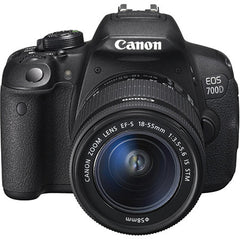 Canon EOS 700D EF-S 18-55mm 3.5-5.6 IS STM Digital Camera Kit