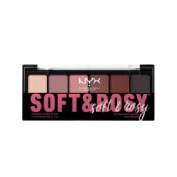 Soft & Rosy Eyeshadow Palette
