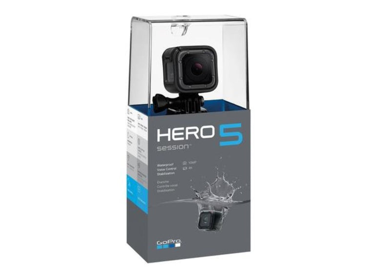 GoPro HERO5 Session Action Camera (Black)