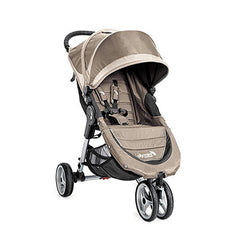 Baby Jogger 2016 City Mini 3W Single Stroller - Sand/Stone