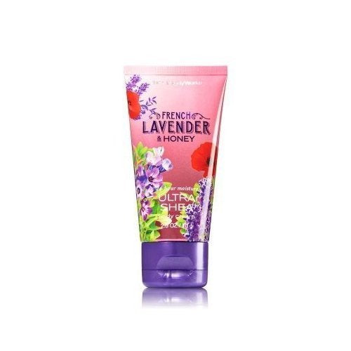 Bath & Body Works French lavander & honey 24 hours moisture ultra shea body cream