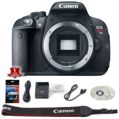 Canon EOS Rebel T5i Digital SLR Camera (Body Only)