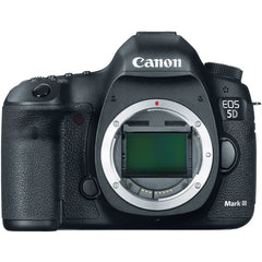 Canon EOS 5D Mark III 22.3 MP Full Frame CMOS with 1080p Full-HD Video