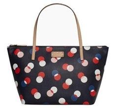 Kate Spade Ellison Avenue Sophie Bubble Multi Large Tote New