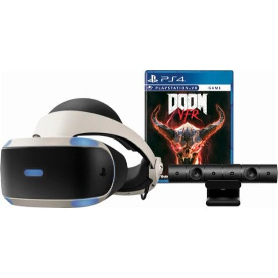 Sony - PlayStation VR DOOM VFR Bundle