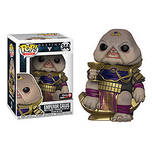 Funko POP! Destiny 2 Emperor Calus Vinyl Figure - Exclusive