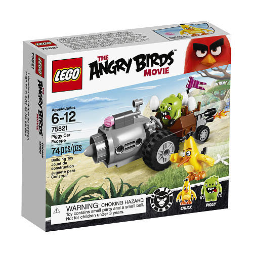LEGO The Angry Birds Movie Piggy Car Escape