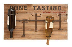 Wine Wall Rack - Wine Tasting Wine Cellar