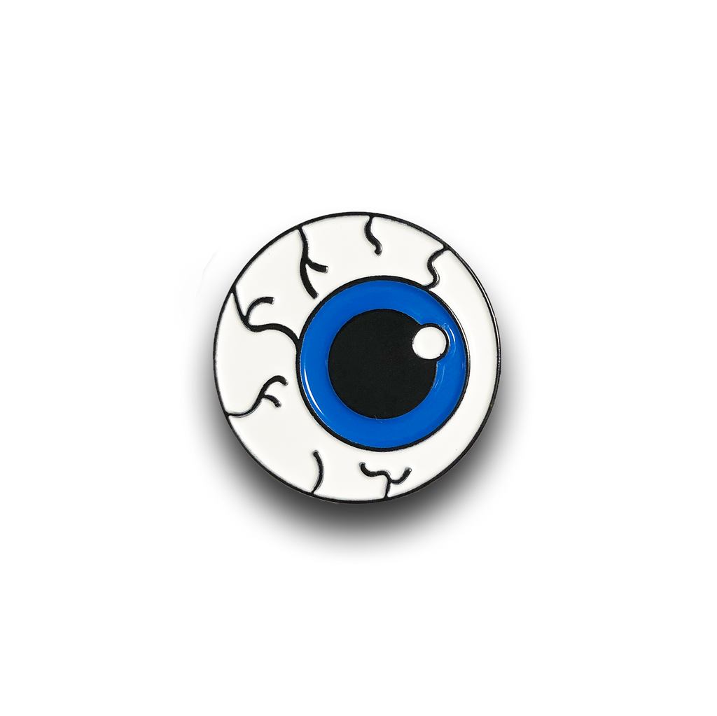 Eye Ball Pin x Dillysocks - Pin Friends