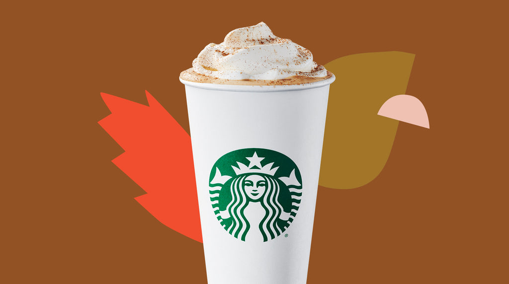 The Pumpkin Spice Latte is Back