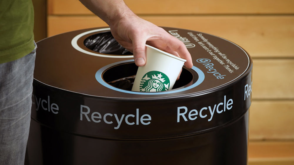 Starbucks Largest Environmental Commitment to Date