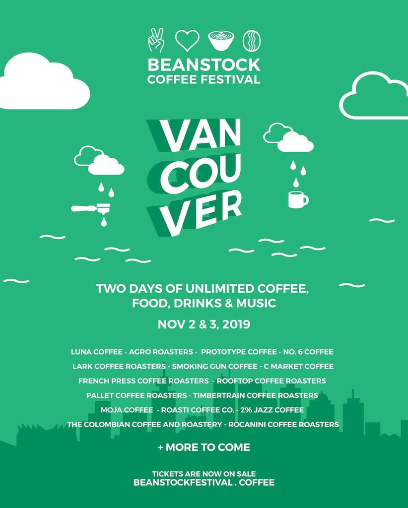 Beanstock is Back on the Westcoast