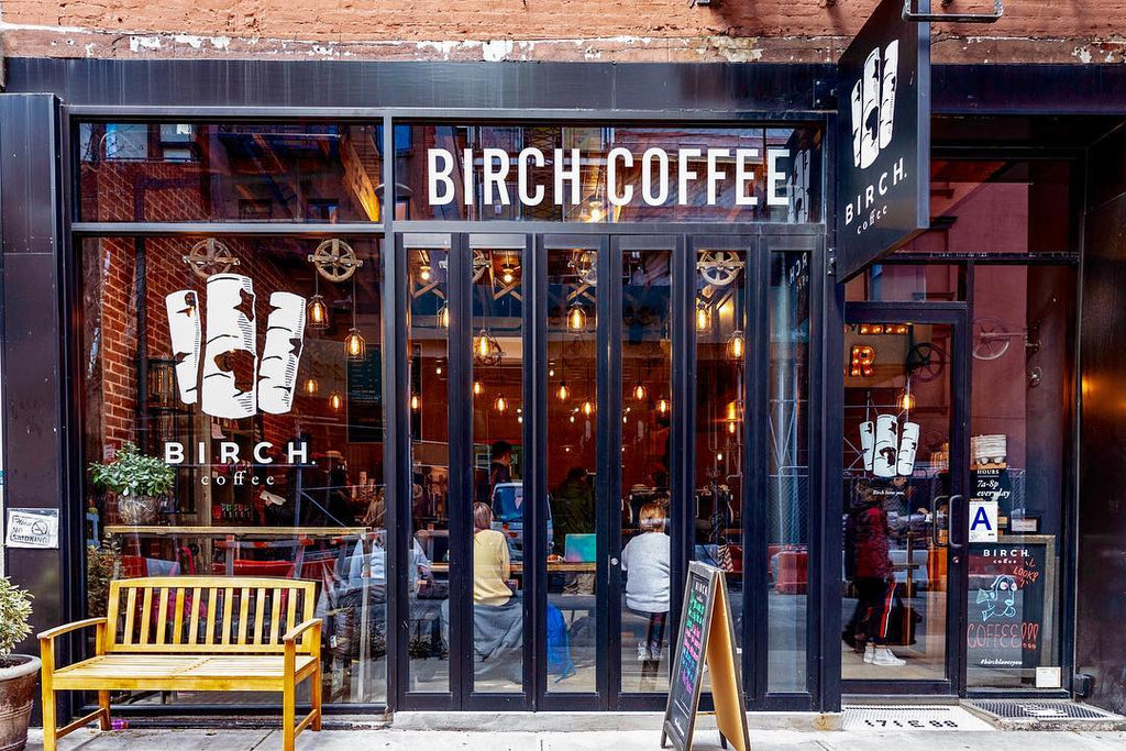 The Beautiful Birch Coffee