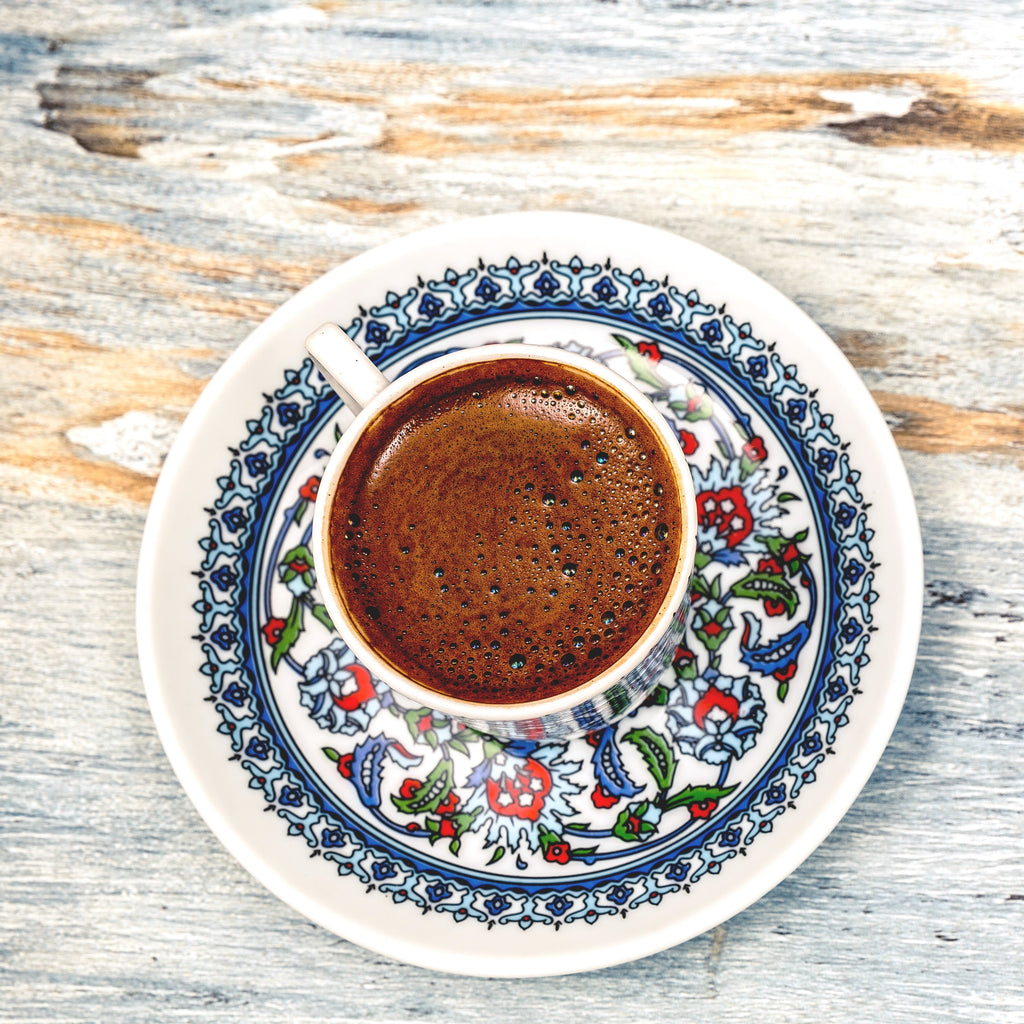 PRO TIPS: Making a Perfect Turkish Coffee