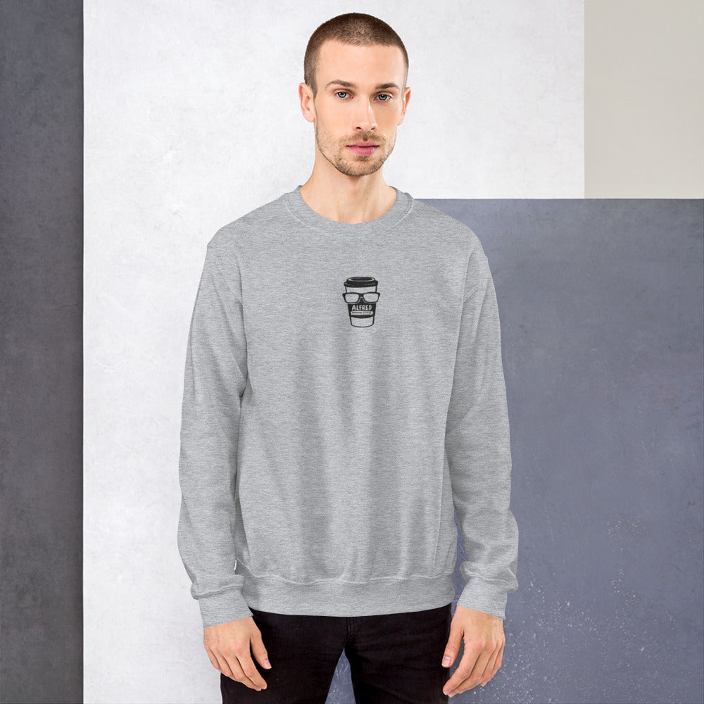 ADC Sports Grey Crewneck