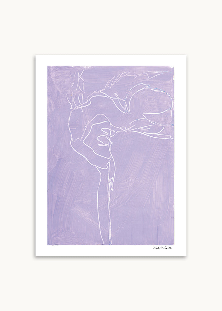 Fredrika Linde Limited edition art print