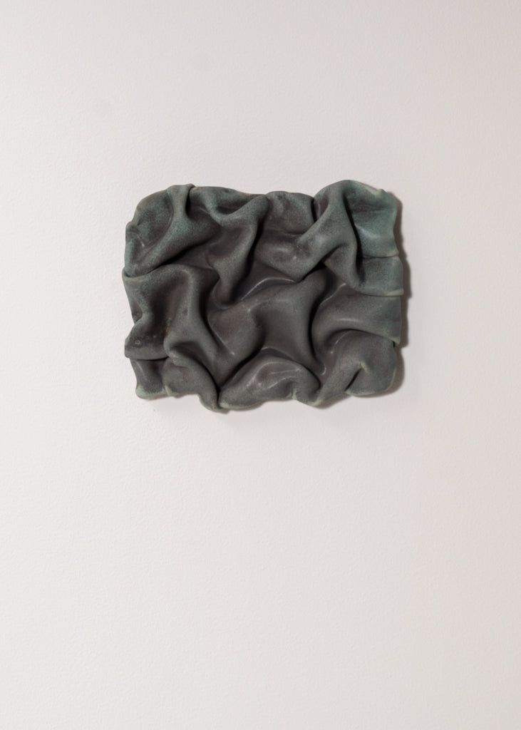 Sofia Tufvasson Drape wall sculpture