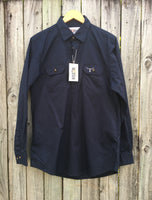 Mens Ringer Range Work Shirt