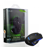 Mazer-R Black Gaming Mouse by E-Blue