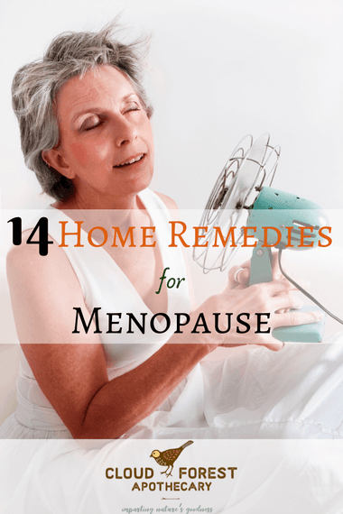 14 Home Remedies for Menopause
