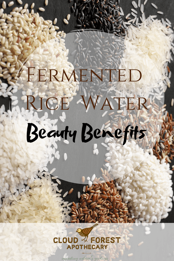Fermented Rice Water Beauty Benefits