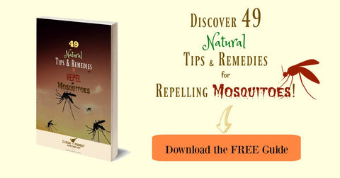 Discover 49 ways to repel mosquitoes naturally & get started today!