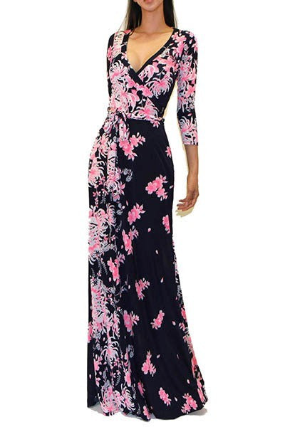 Pink Blossoms (Dress)