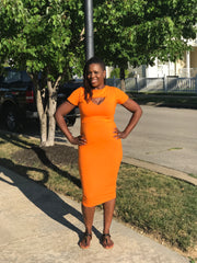 Orange Crush (Dress)