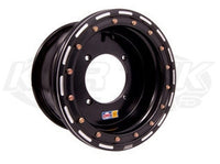 DWT UTV Ultimate Beadlock Wheels - Black 12
