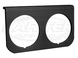 "2 Hole Gauge Panels 2-5/8"" Gauges"