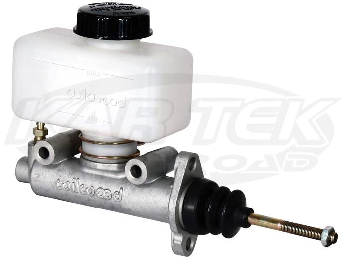 "Wilwood Combination Remote Master Cylinder Kits 13/16"" Bore, 1.1 Stroke"