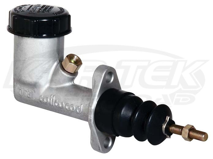 "Wilwood Replacement 5/8"" Bore Brake Or Clutch Master Cylinder For Girling, Neal, Or CNC"