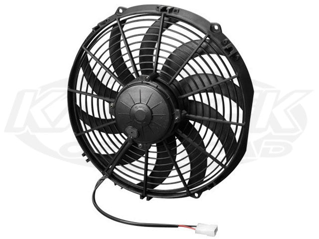 "12"" Curved Blade High Performance Fan Pull"