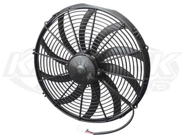 "16"" Curved Blade High Performance Fan Pull"