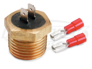 "Temperature Warning Light Switches 220ÁF, 1/2"" NPT"