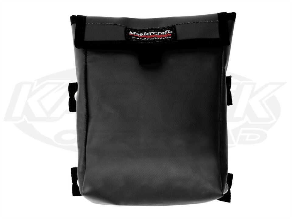 MasterCraft Door Bags 8x8x2 Black