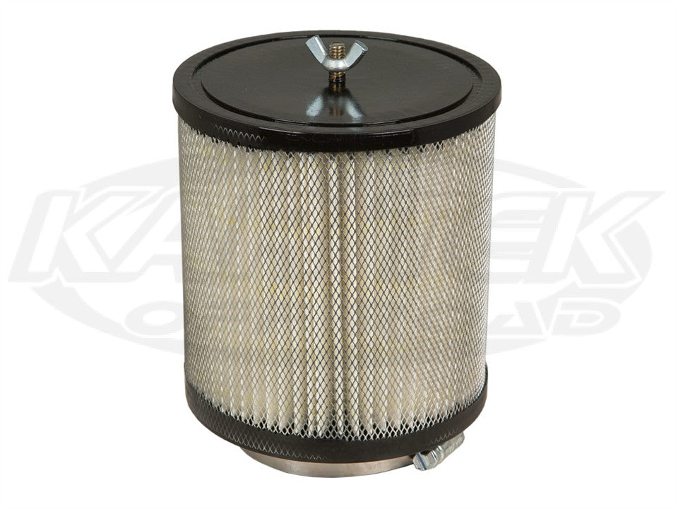 PCI Race Air Cactus Cooler Or BDR Replacement Clamp On Tall Air Filter With Wing Nut For Top