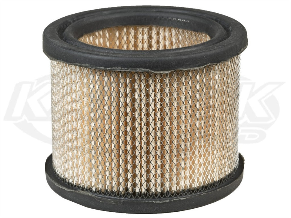 Parker Pumper Replacement Standard Size Air Filter 4-1/2 Outside Diameter 3-1/2 Tall